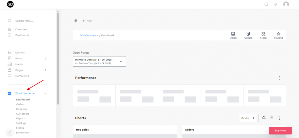 Admin 2020 Theme Review: Basic Features, Pros-Cons, Pricing & More 7
