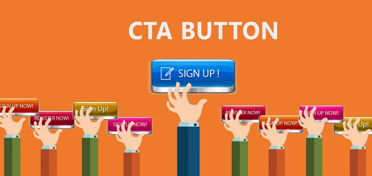 Using CTA buttons