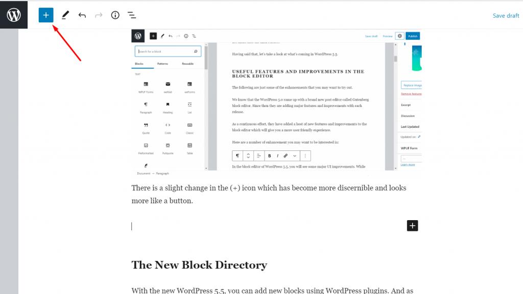 What's New in WordPress 5.5 2