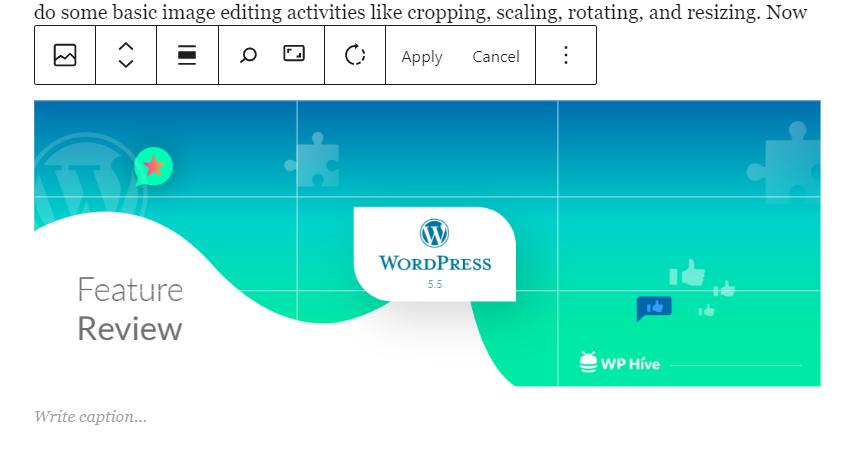 What's New in WordPress 5.5 3