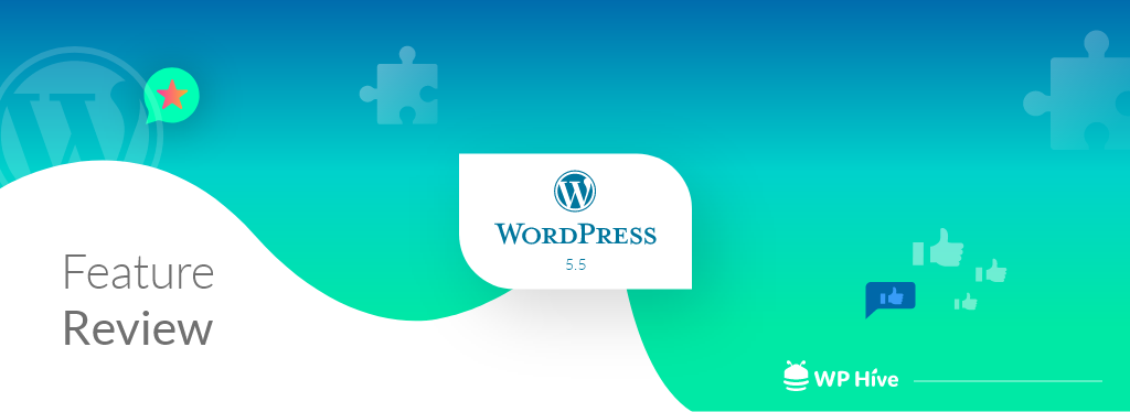 WordPress 5.5 review