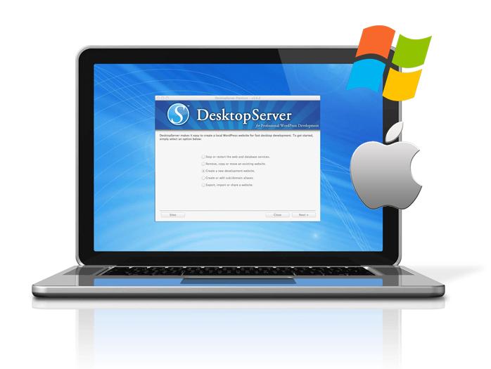 DesktopServer localhost