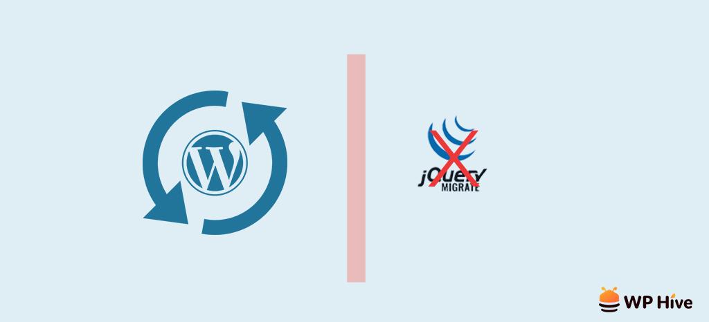 No jQuery Migrate in WordPress 5.5