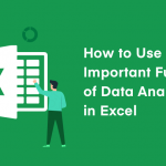 How to Use Important Functions of Data Analytics in Excel
