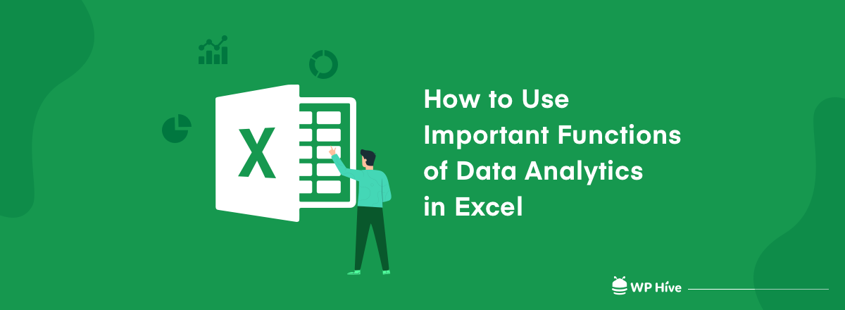 How to Use Important Functions of Data Analytics in Excel and Google Sheets