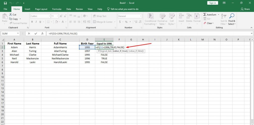 How to Use Important Functions of Data Analytics in Excel and Google Sheets 13