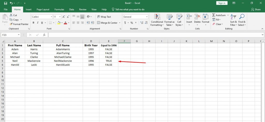 How to Use Important Functions of Data Analytics in Excel and Google Sheets 14