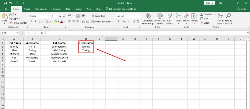 How to Use Important Functions of Data Analytics in Excel and Google Sheets 11