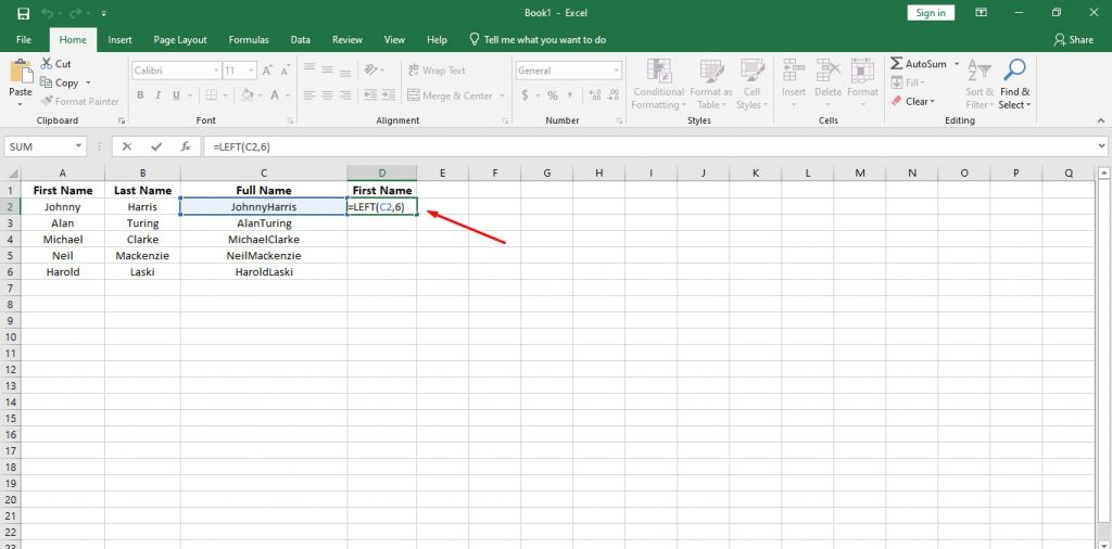 How to Use Important Functions of Data Analytics in Excel and Google Sheets 9