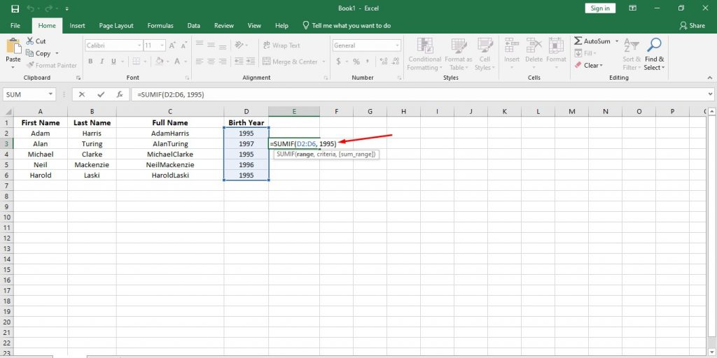 How to Use Important Functions of Data Analytics in Excel and Google Sheets 16