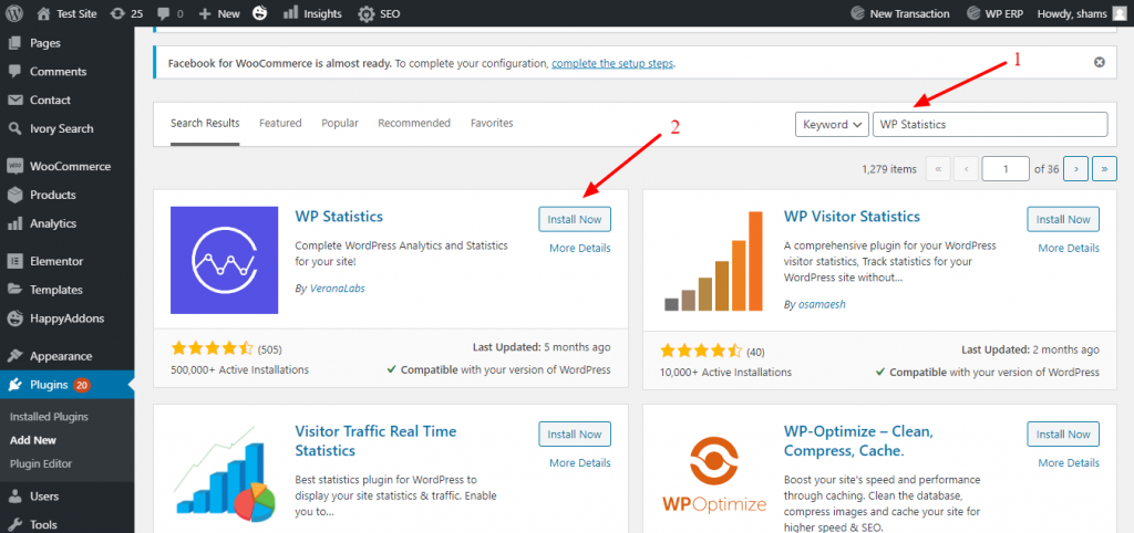 How to Track Website Visitors on WordPress 2
