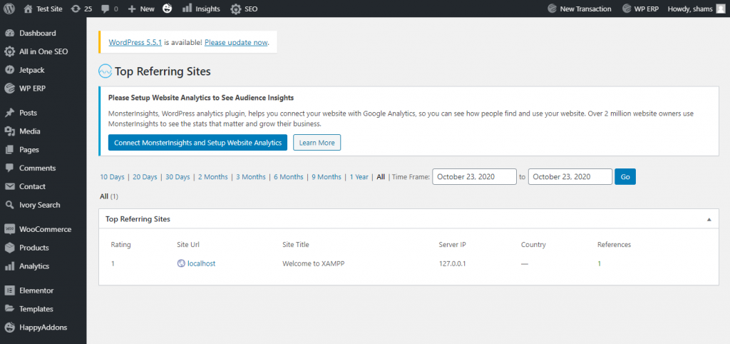 How to Track Website Visitors on WordPress 8