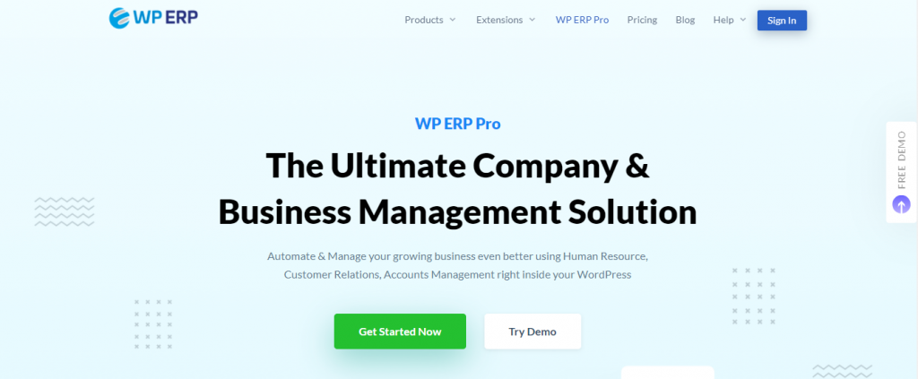WP ERP Deal