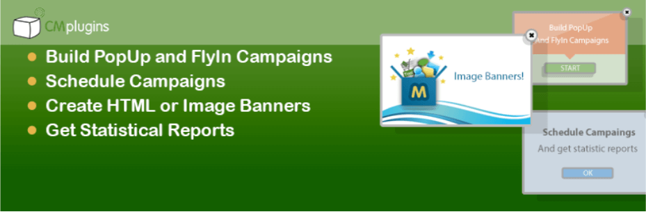 CM Pop-Up Banners for WordPress
