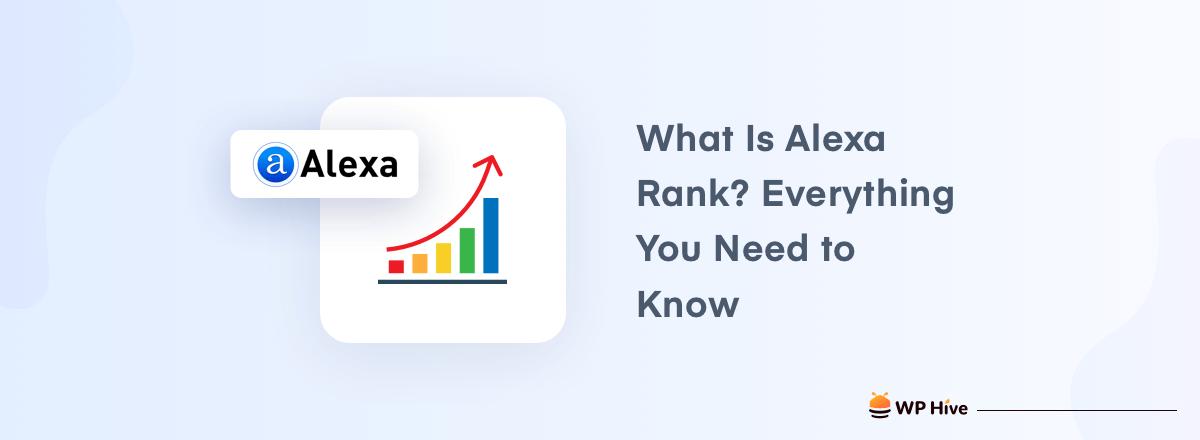 What Is Alexa Rank?