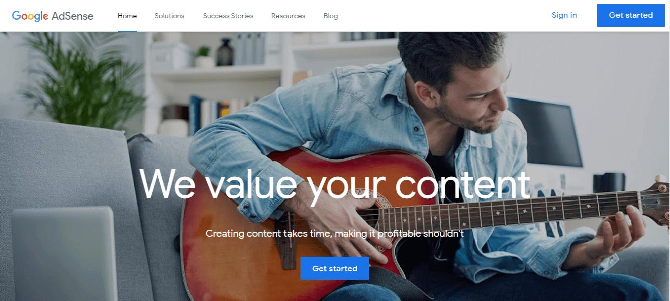 What is Google-AdSense