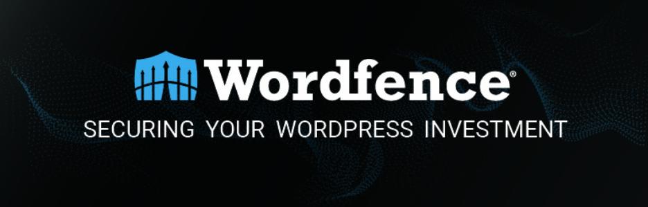 Wordfence security plugin