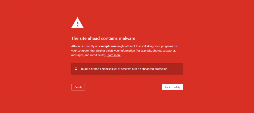 Malware Attack on Site