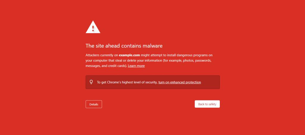Malware Attack on Site