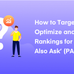 how to target, optimize and track ranking for people also ask
