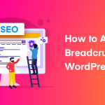 How to add breadcrumbs in WordPress