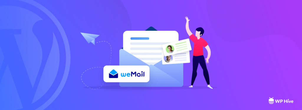 how to send welcome email