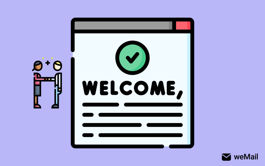 Importance of welcome email