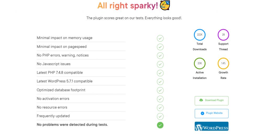 WooCommerce Product Filter WP Hive Score