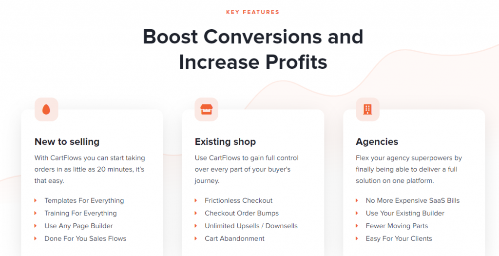 CartFlows vs LaunchFlows - Which is The Best WooCommerce Sales Funnel Builder? 1
