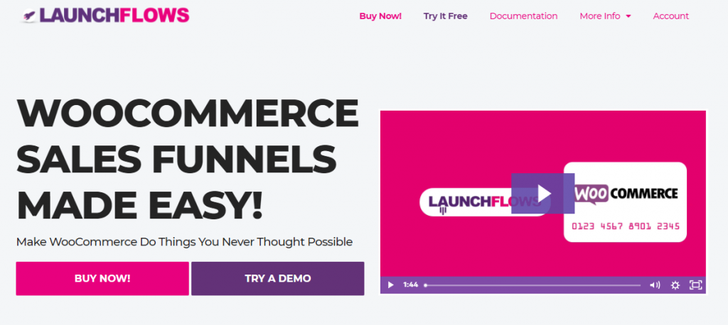 CartFlows vs LaunchFlows - Which is The Best WooCommerce Sales Funnel Builder? 2