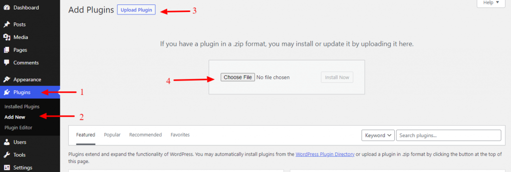 How to install GP premium