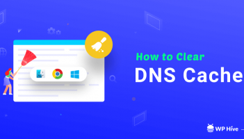 How to clear DNS cache