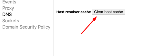 How to clear cache from chrome browser