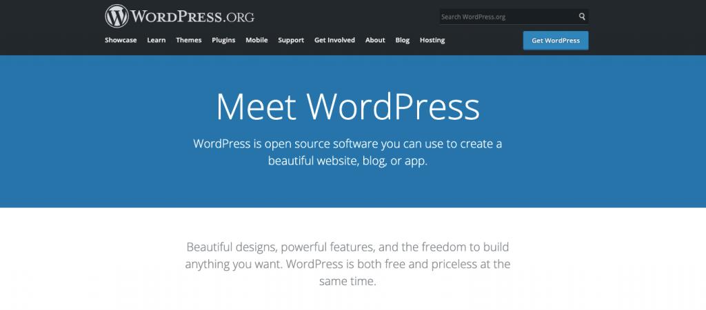 wordpres org blog