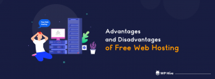 Advantages and disadvantages of free web hosting