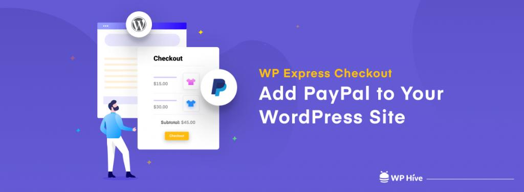 PayPal to WordPress